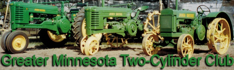 Greater Minnesota Two-Cylinder Club